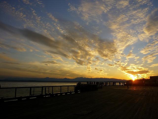 Pier 62, Seattle