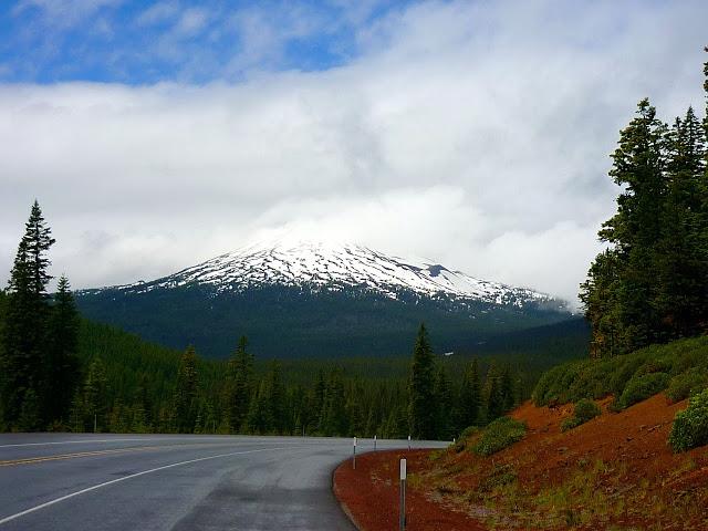 Mount Bachelor, Oregon