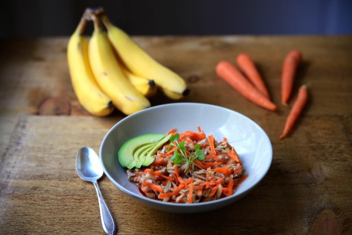 Sweet & Sour Breakfast Salad